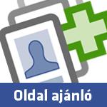 Facebook oldal ajánlása e-mail listával egyszerűen