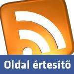 Facebook oldal frissítés értesítő RSS-ben