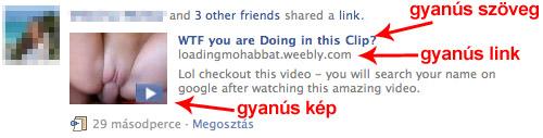 Ebben a Facebook megosztásban minden gyanús.
