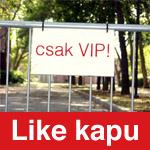 Like kapu készítése Facebook oldalhoz