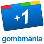 Google +1 gomb