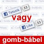 magyar vagy angol nyelvű a Like gomb?