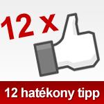 12 tipp a több Facebook likehoz