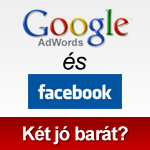 Google AdWords remarketing a Facebookon