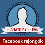 Facebook rajongók anatómiája infografika és ebbok