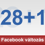 Facebook változások