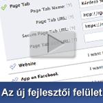A Facebook új developer felülete