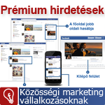 Prémium hirdetések a Facebookon