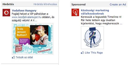 Facebook prémium hirdetés nem rajongóknak