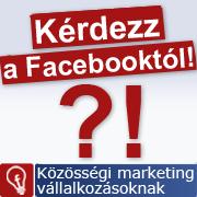 Kérdezz közvetlenül a Facebooktól!