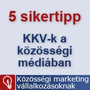 KKV-j és a közösségi marketing