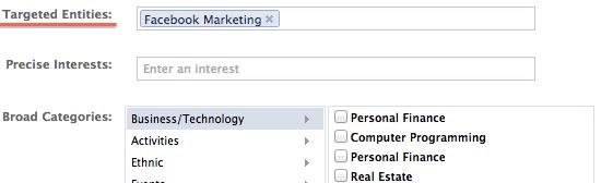 Új célzási lehetőség a Facebook hirdetéseknél