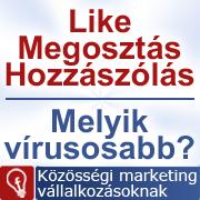 Facebook like, meosztás vagy hozzászólás?