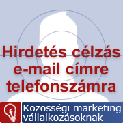 Hirdetés célzás e-mailre, telefonszámra, felhasználó azonosítóra