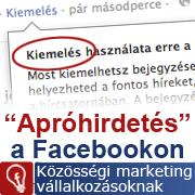 Facebook bejegyzés kiemelés privát profiloknak