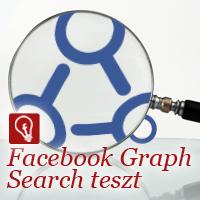 Magyar Graph Search Teszt