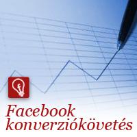 Facebook hirdetés konverzió követés