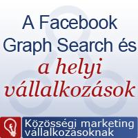 Facebook kereső és helyi vállalkozások