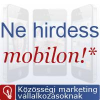 Mobil hirdetés