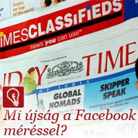 Hogyan mérné a Facebook az újság vásárlást?