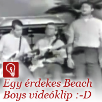Egy Beach Boys videóklip, amin nevetni fogsz. Vagy sírni. :-)