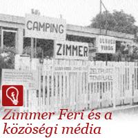 Zimmer Ferit is megtisztítja a közösségi média?