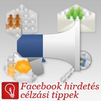 Hány fajta hirdetés célzást lehet használni a Facebookon?