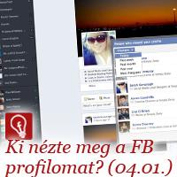 Ki nézte meg a FAcebook profilomat? és más április tréfák...