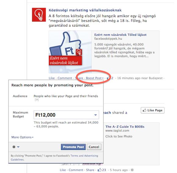Új felületeken bíztat a Facebook a hirdetésre