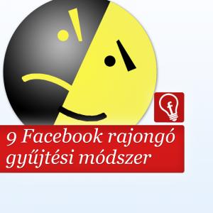 Facebook rajongó gyűjtés
