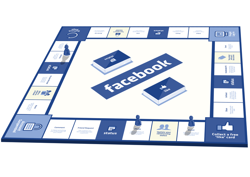 Facebook társas