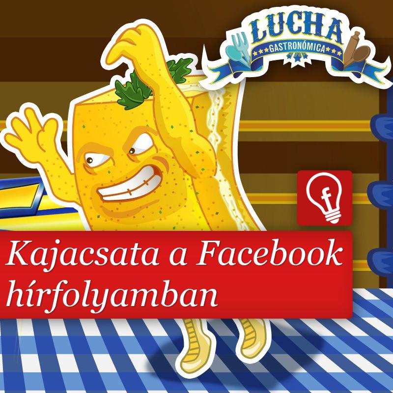 Inka cola Facebook kampány