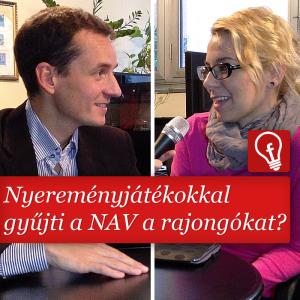 A NAV elindította Facebook oldalát.