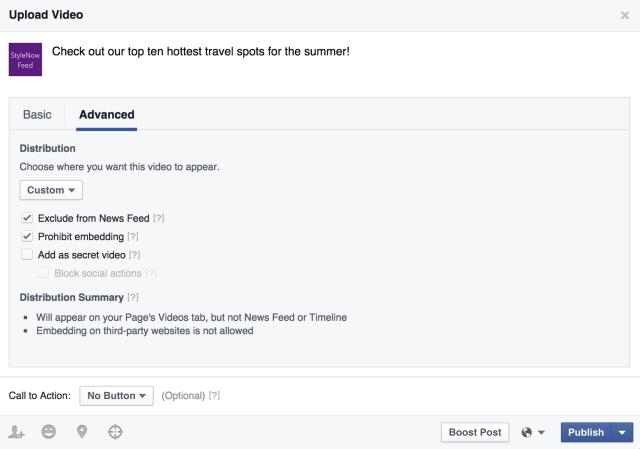 Az új videó feltöltő hasznos funkciókat ad a Facebook videóknak