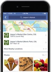 Egy céghez több telephely is tartozhat, amire már a Facebooknak is megvan a megoldása.
