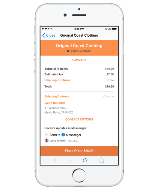 Weboldalon is el lehet indítani a Messengeres beszélgetést az új pluginnal