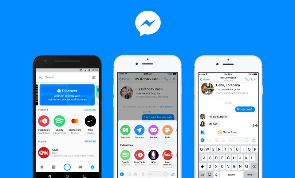 A Messenger platform szintet lép, ami felhasználóként és cégként is új, izgalmas dolgokat jelent.