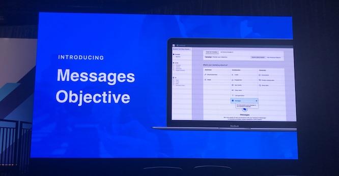 Új hirdetési cél: Üzenetek a Facebook oldalaknak