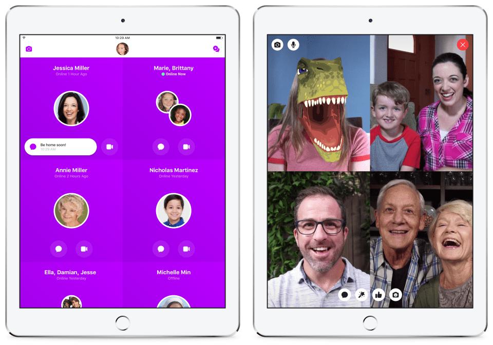 Messenger Kids: szülői felügyelet, és látványos kommunikáció egy megoldásban